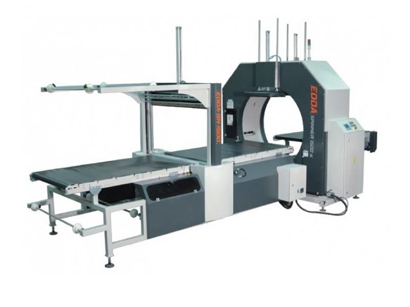 Strech Wrapping Machine
